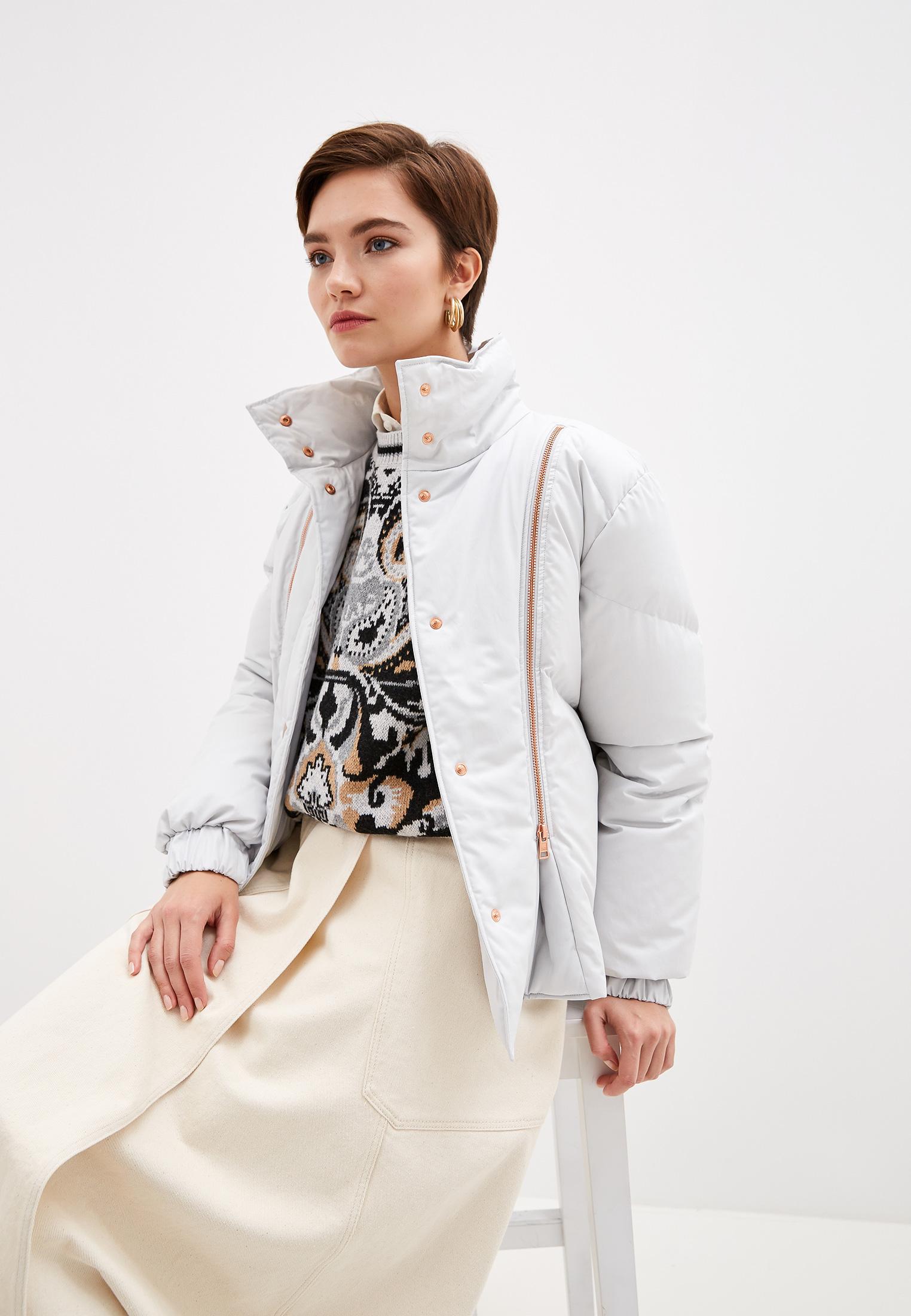 Утепленная куртка See By Chloe (Си бай Хлое) CHS19AMA08