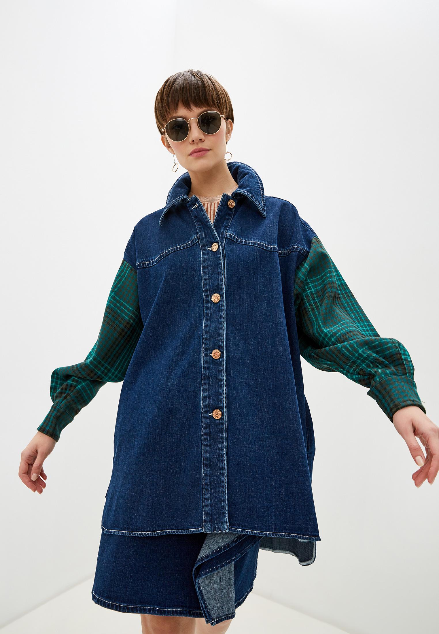 Женские джинсовые рубашки See By Chloe CHS19WDV01