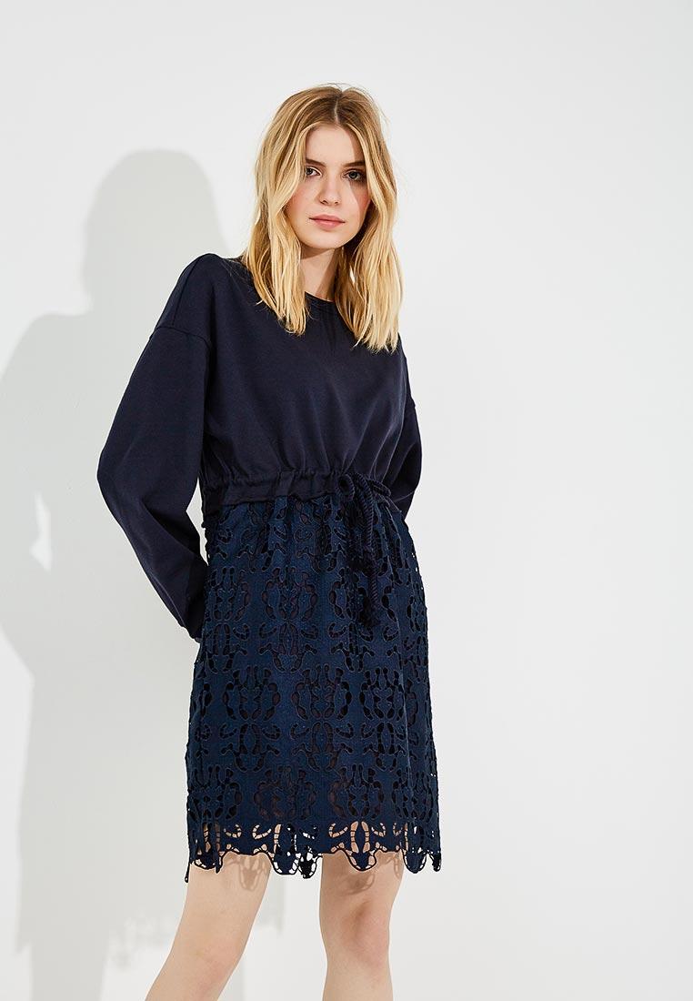 Вязаное платье See By Chloe (Си бай Хлое) S18SJR1209148N