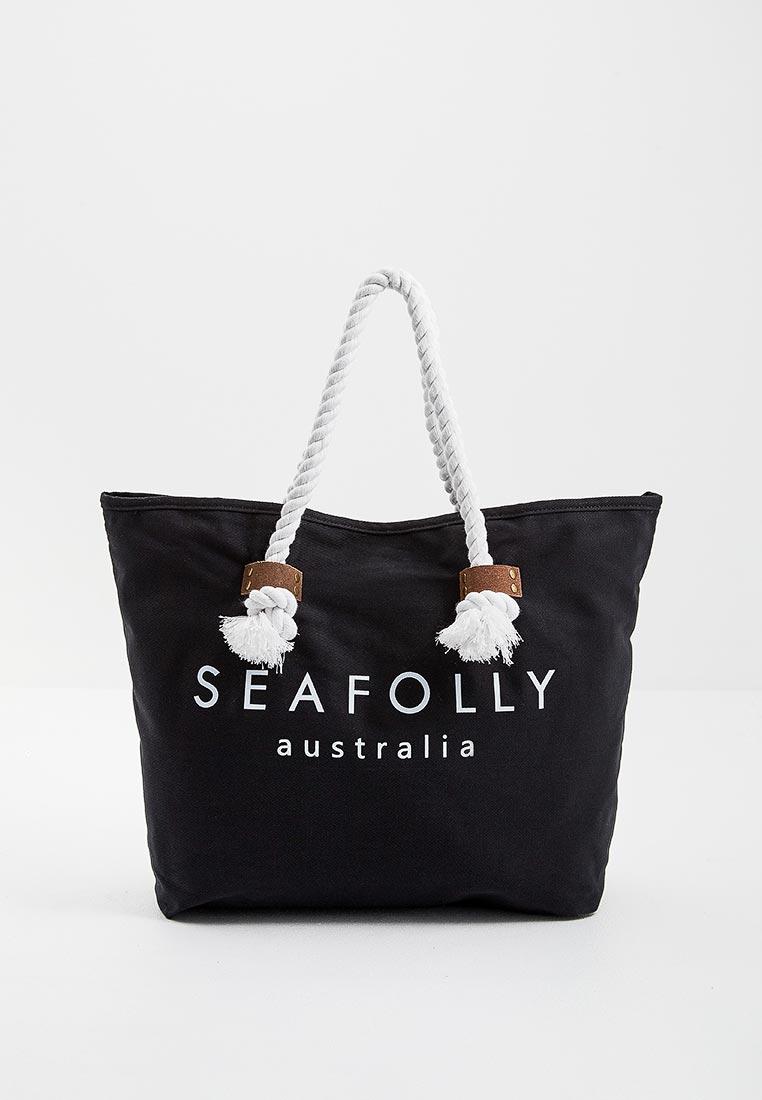 Пляжная сумка Seafolly Australia 71147-BG
