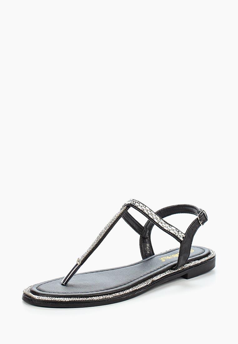 Женские сандалии Secondo Bella F25-361-11