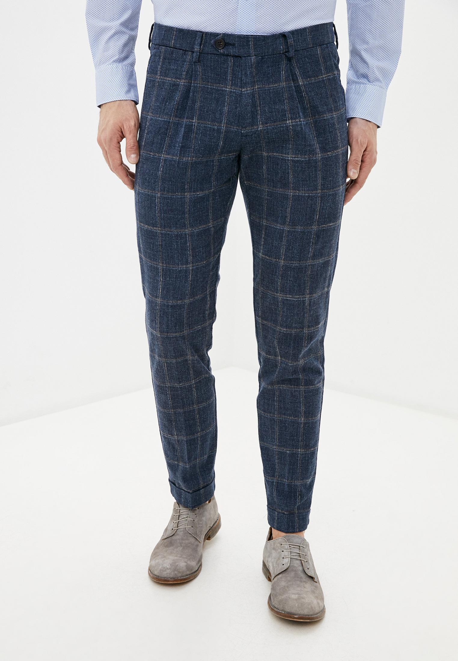 Мужские зауженные брюки Seventy pt002580