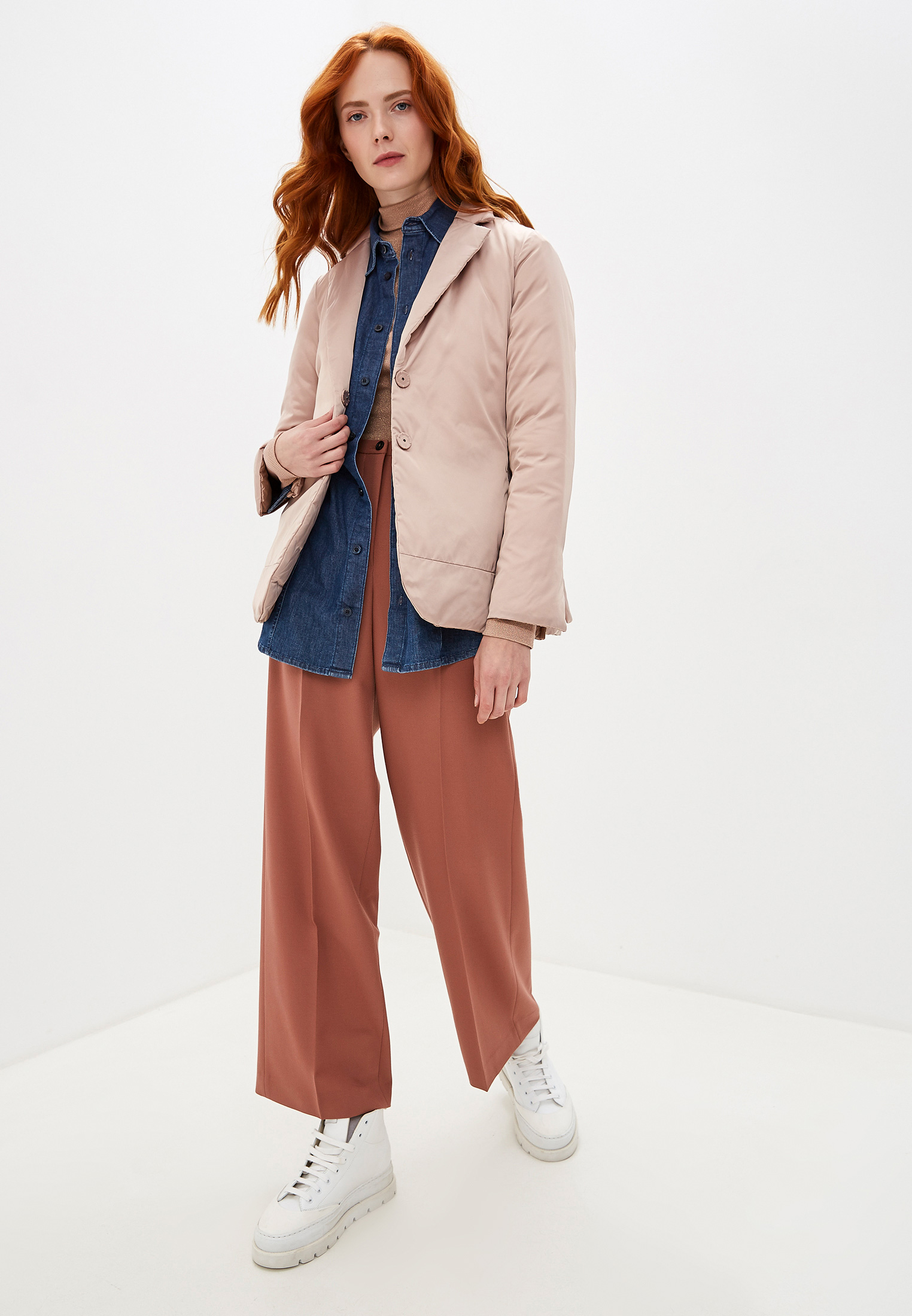 Утепленная куртка Seventy CS1187