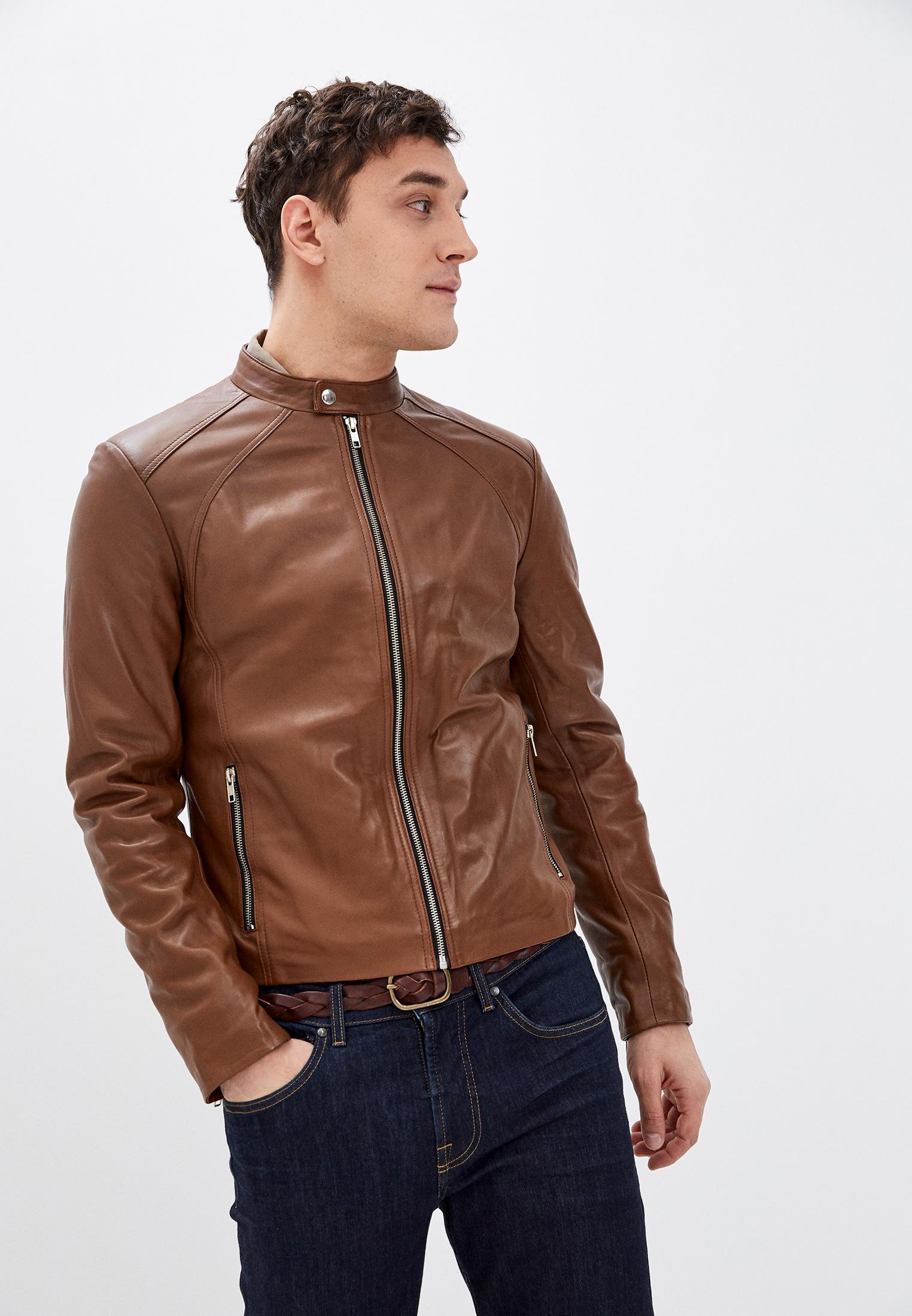 Кожаная куртка Serge Pariente LENI