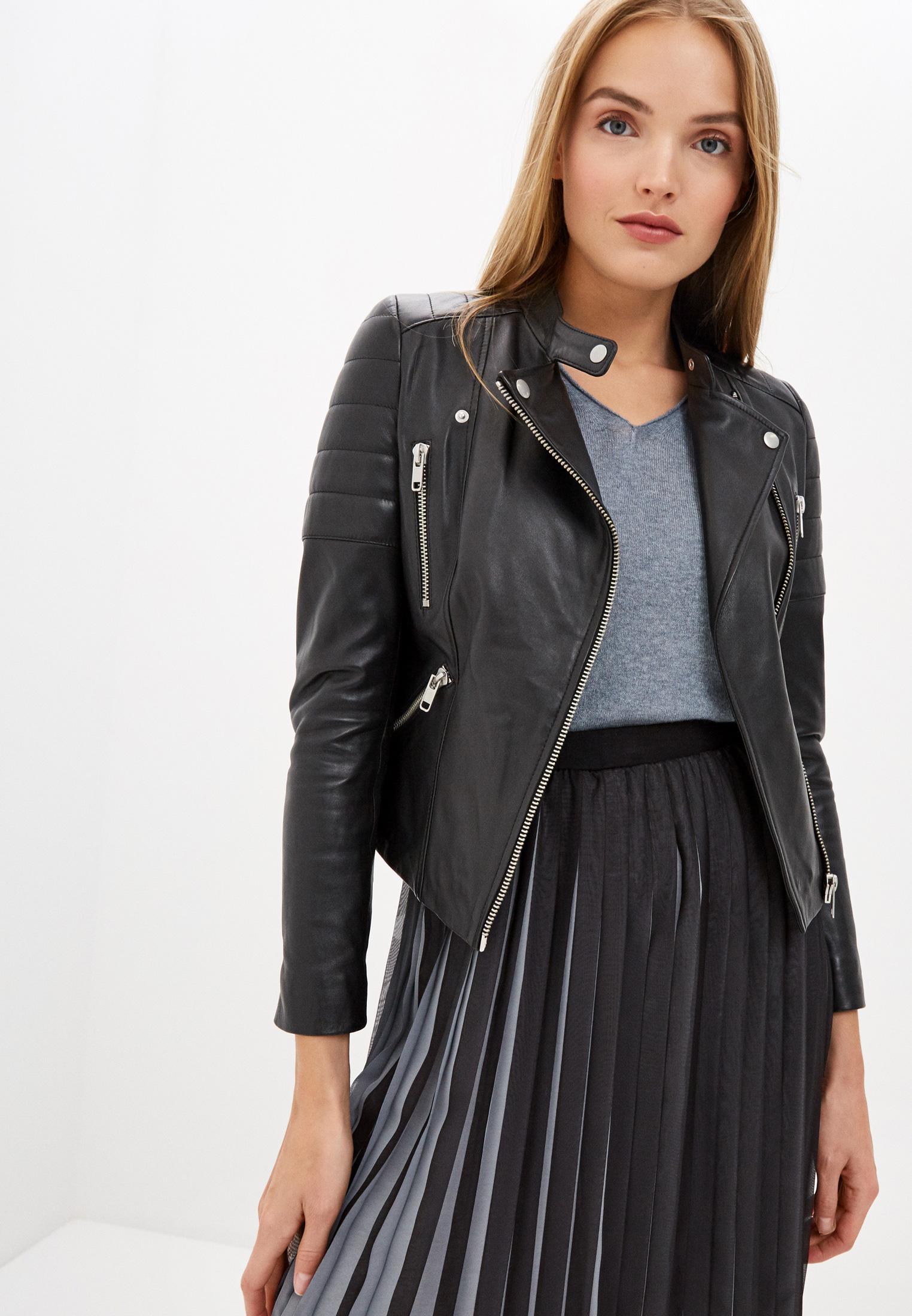 Кожаная куртка Serge Pariente GLADIATOR GIRL