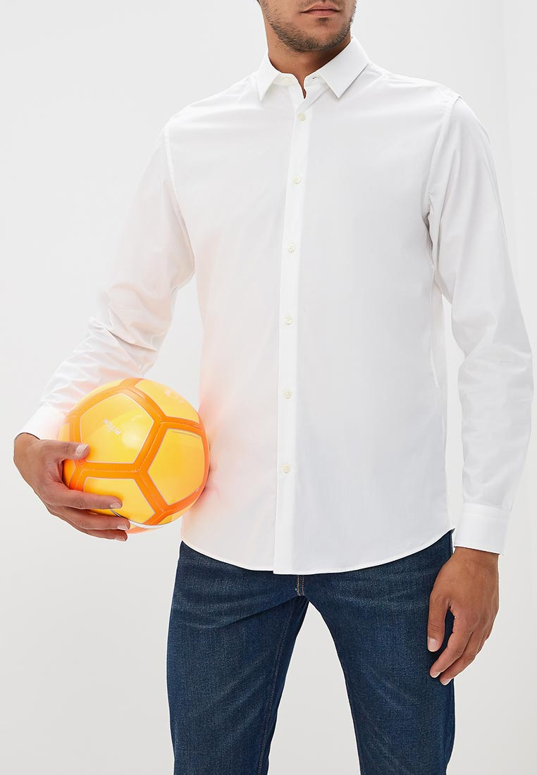 Рубашка с длинным рукавом Selected Homme 16063573