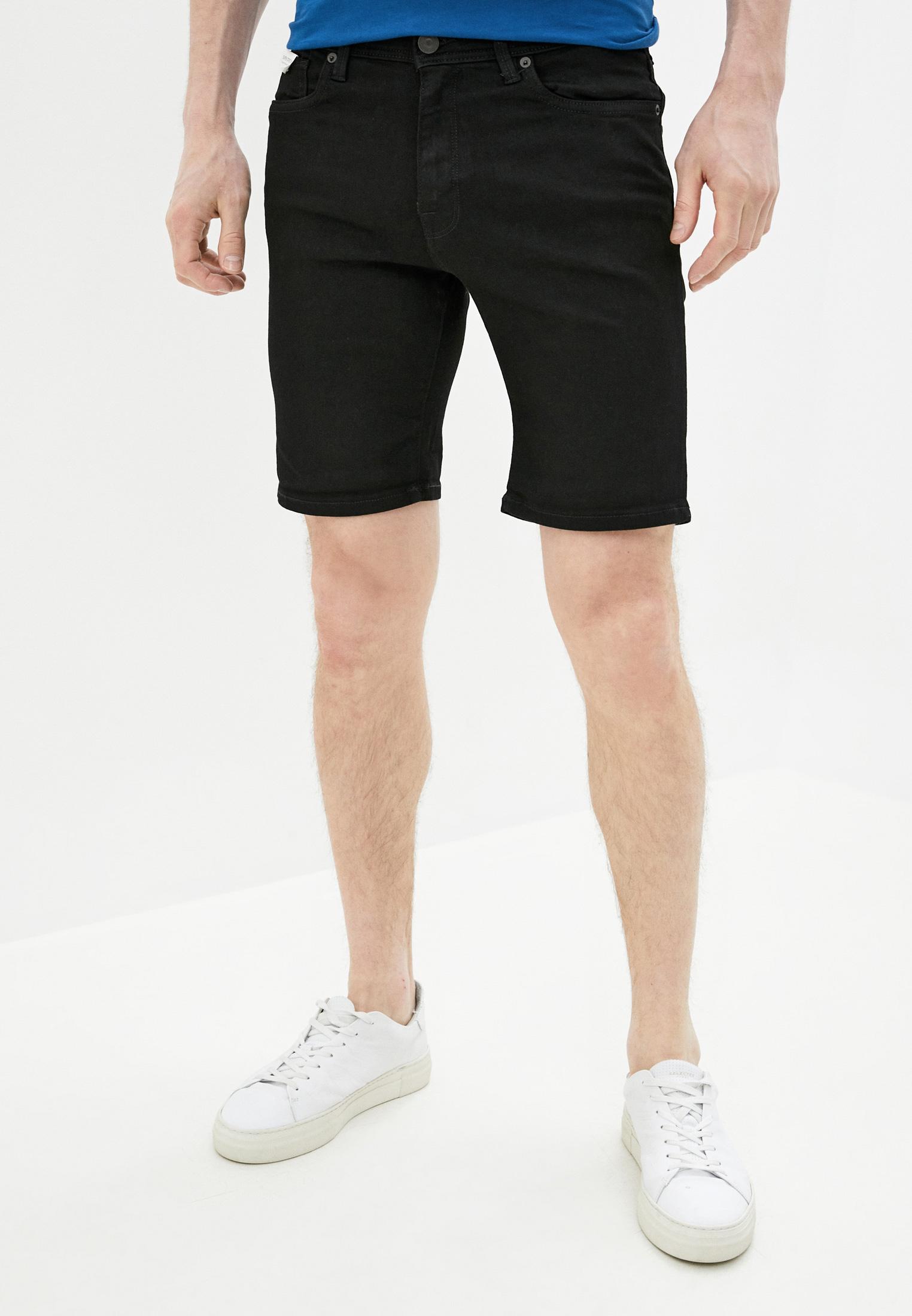 Мужские джинсовые шорты Selected Homme 16071940