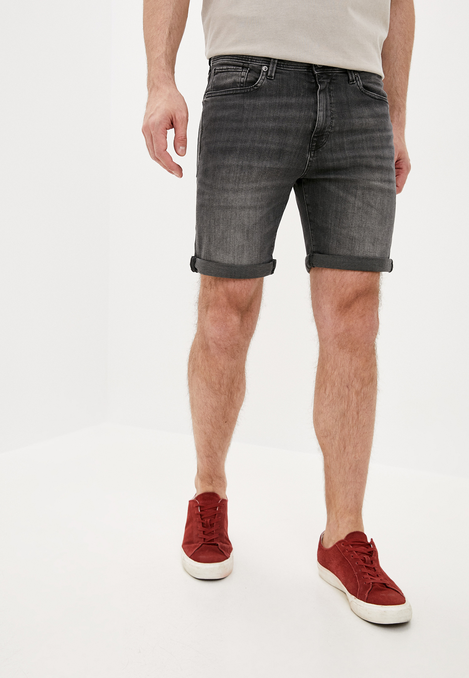 Мужские джинсовые шорты Selected Homme 16071942