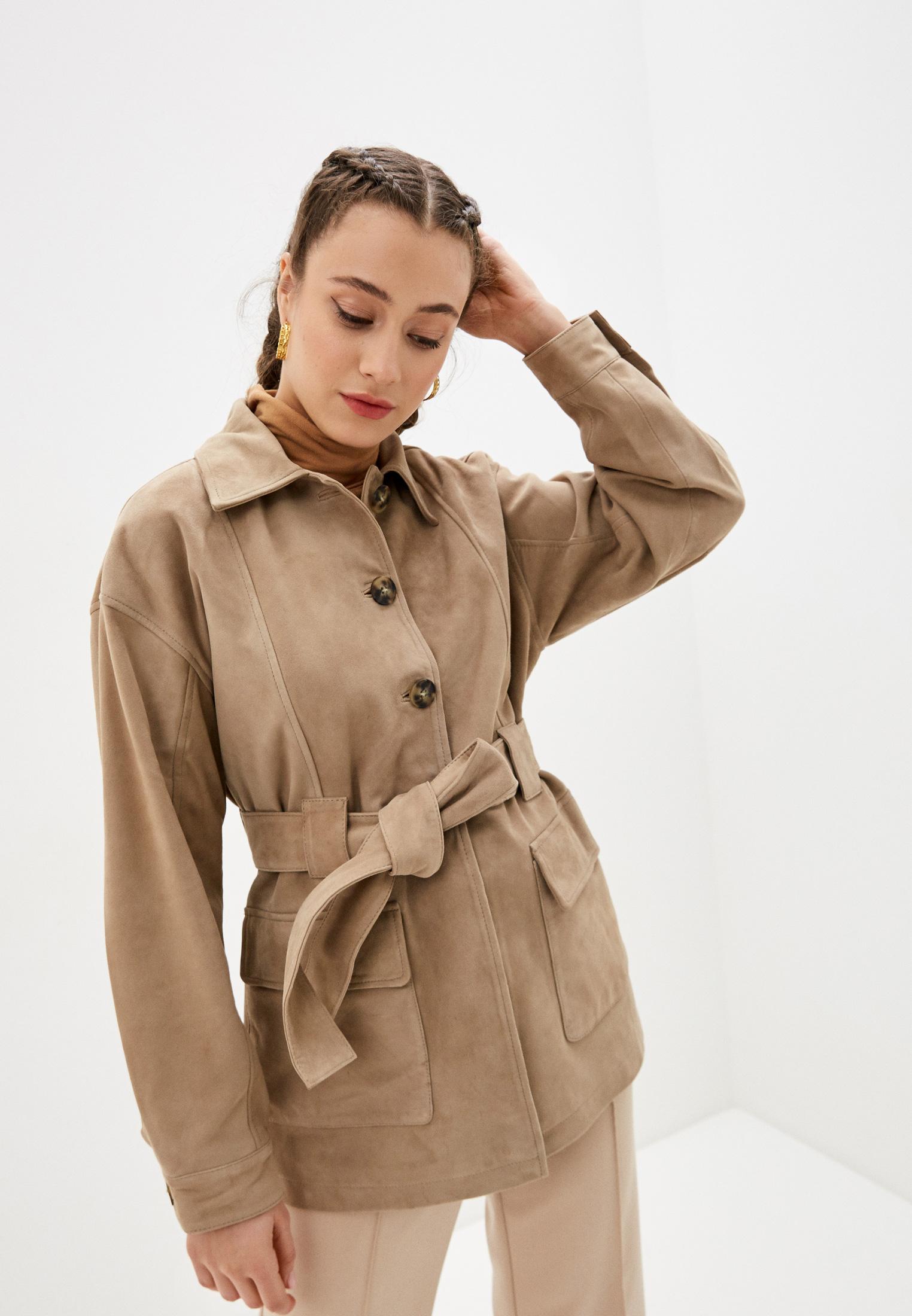 Кожаная куртка Selected Femme 16071337