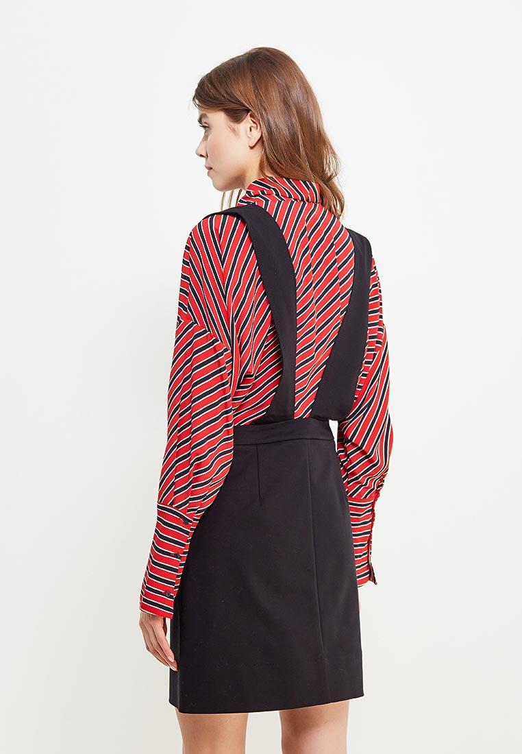 Прямая юбка Selected Femme 16061051: изображение 3