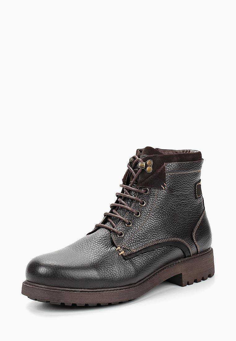 Мужские ботинки Shoiberg 727-01-02-02(W)