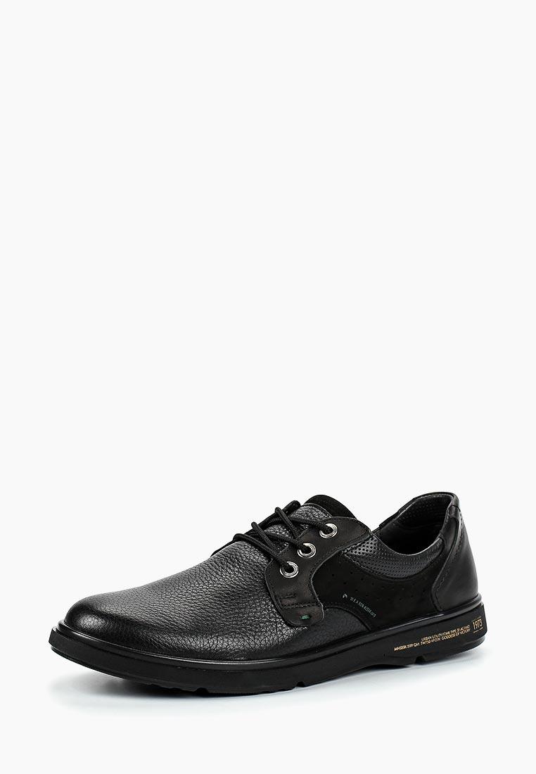 Мужские ботинки Shoiberg 717-13-02-01
