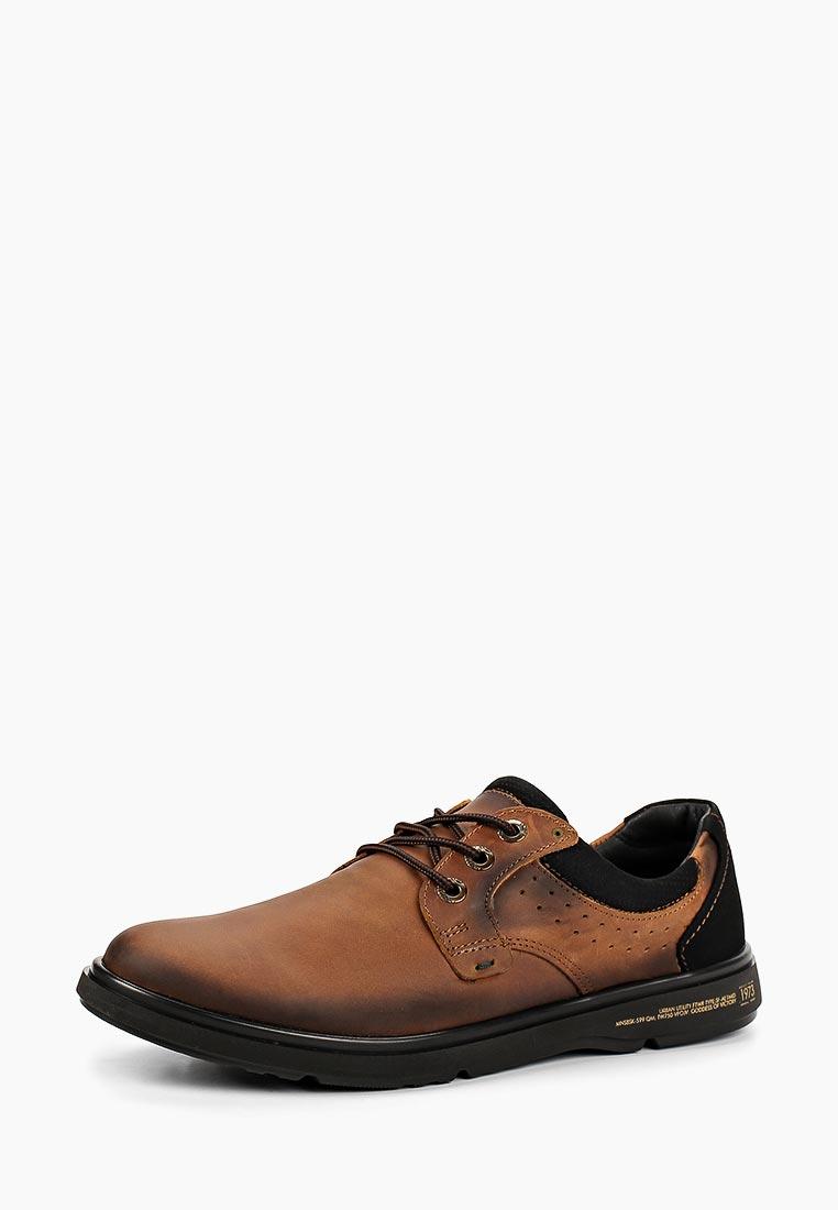 Мужские ботинки Shoiberg 717-13-02-02