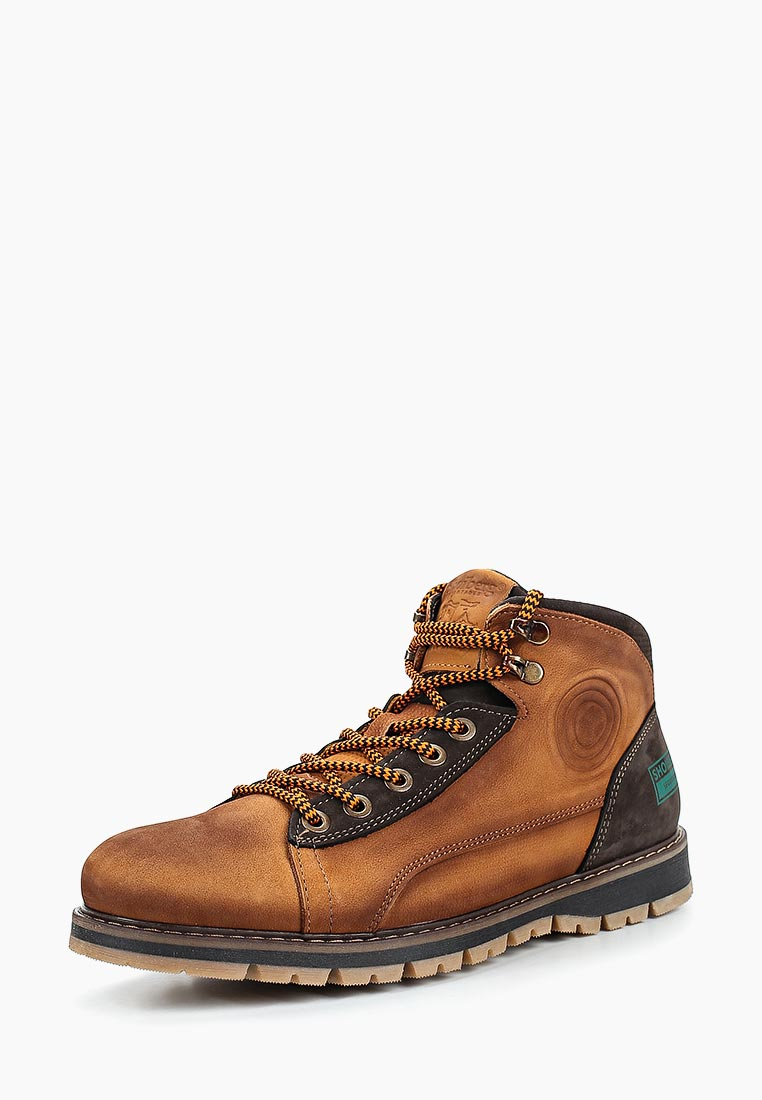 Мужские ботинки Shoiberg 717-17-02-08(W)