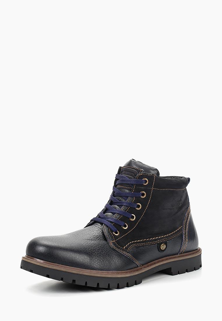 Мужские ботинки Shoiberg 727-11-01-59(W)