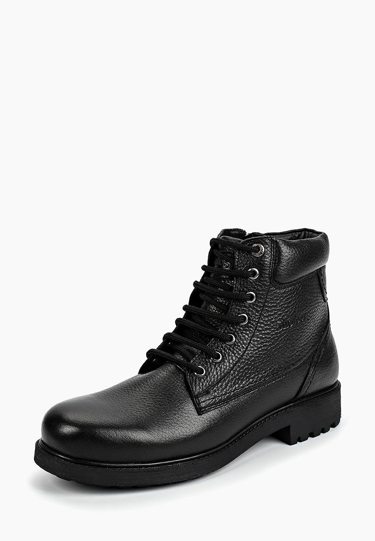 Мужские ботинки Shoiberg 727-01-07-01(W)