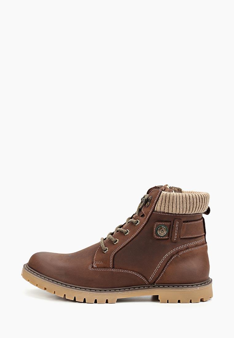 Мужские ботинки Shoiberg 704-10-02-02(W)