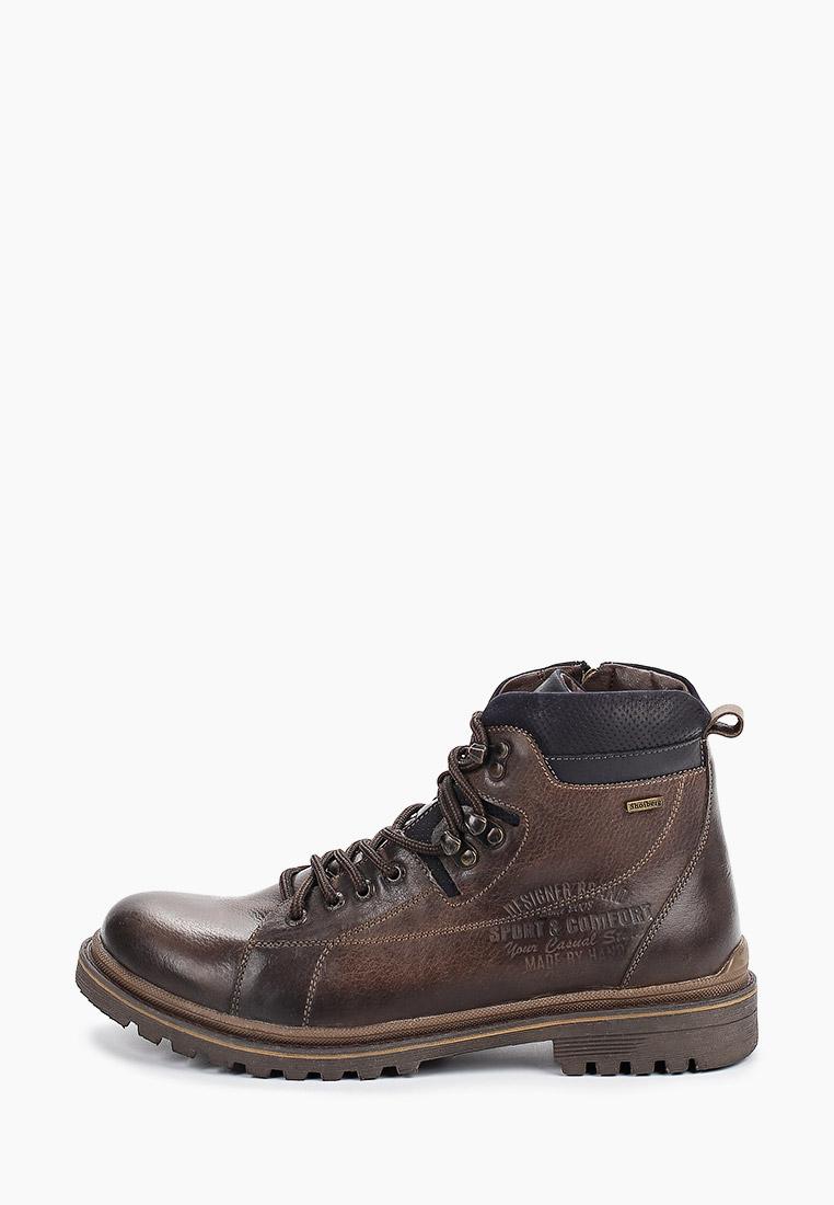 Мужские ботинки Shoiberg 731-05-02-06(W)