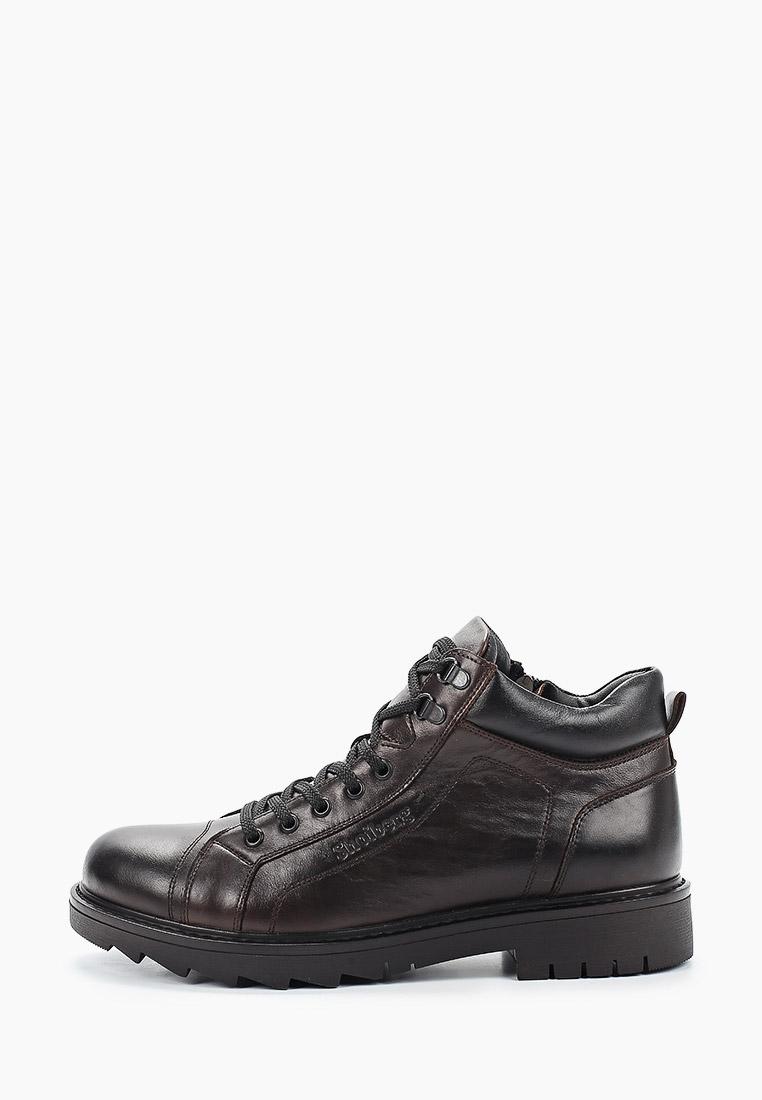 Мужские ботинки Shoiberg 706-19-02-02A(W)