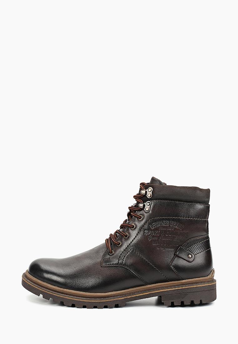 Мужские ботинки Shoiberg 731-05-04-02(W)
