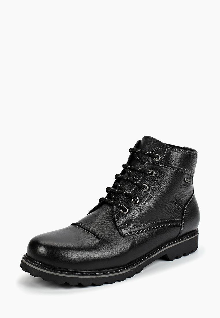 Мужские ботинки Shoiberg 701-02-01-01(W)