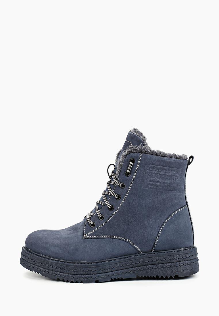 Женские ботинки Shoiberg 839-13-02-05(FW)