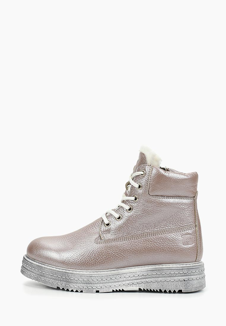 Женские ботинки Shoiberg 839-17-01-19A(FW)