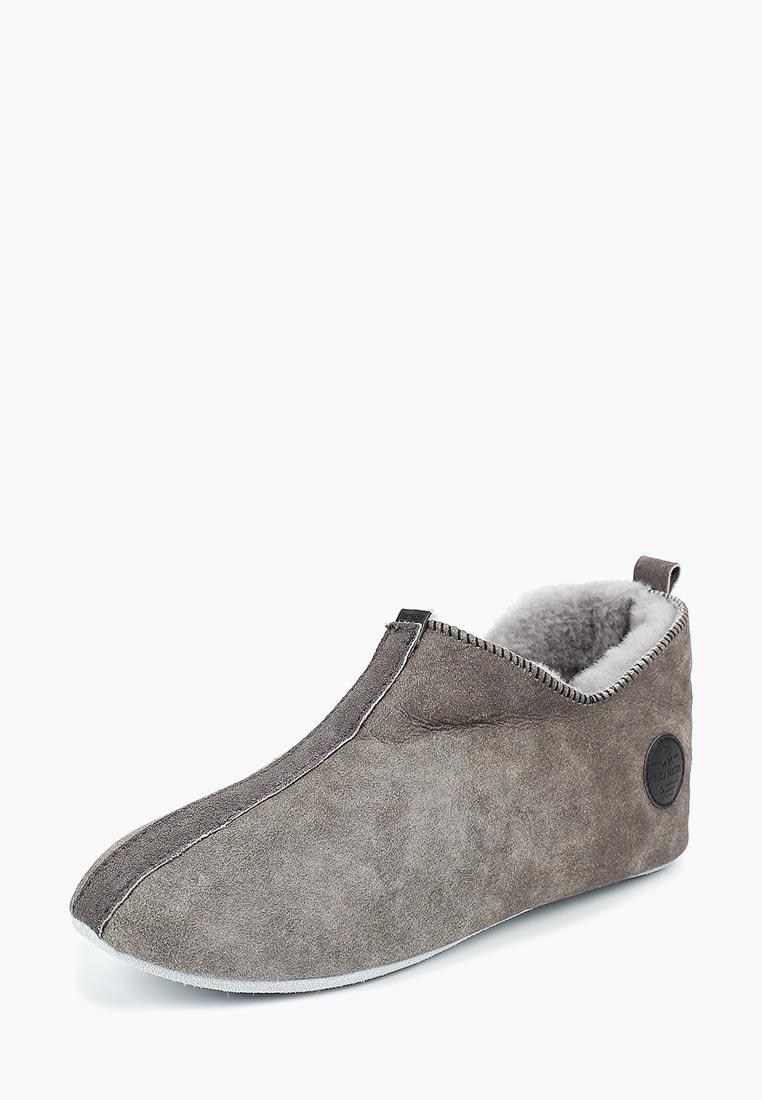 Мужская домашняя обувь Shepherd 6201 HENRIK