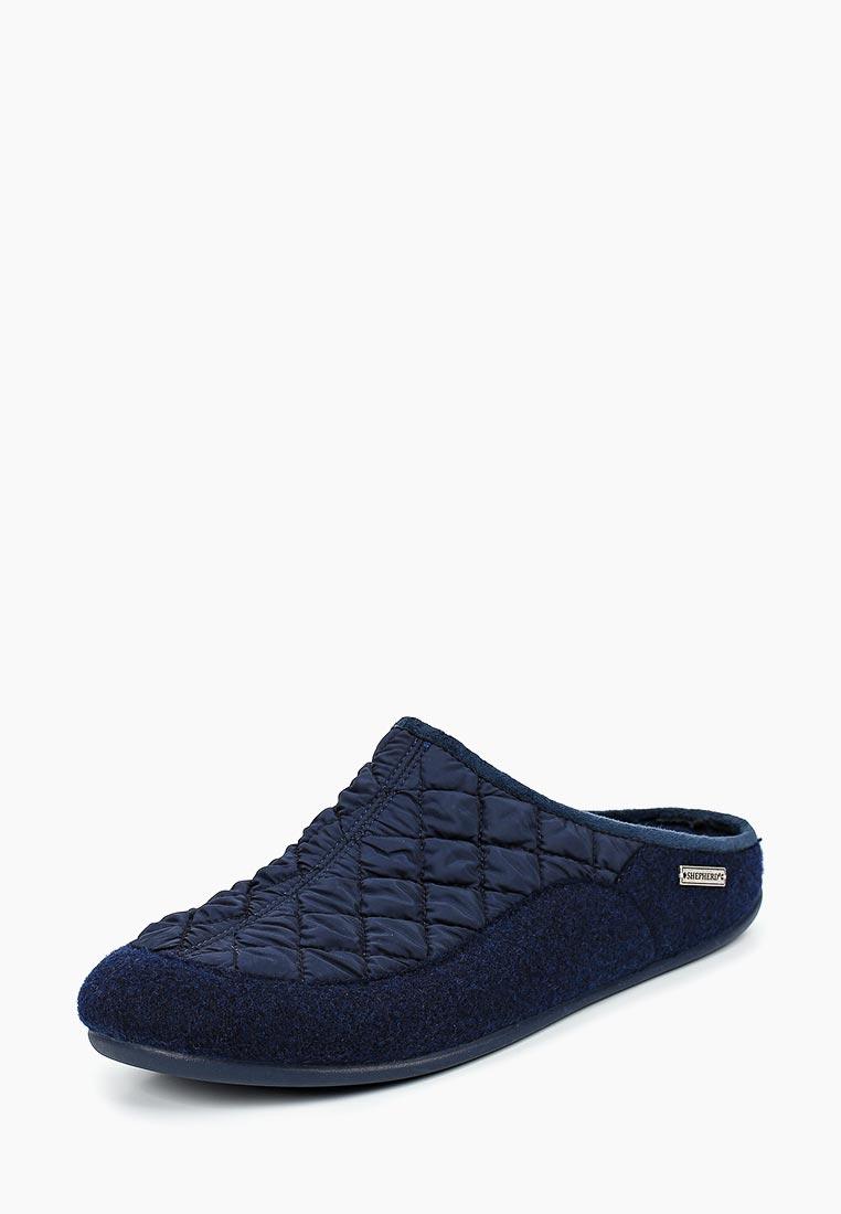 Мужская домашняя обувь Shepherd 34-67091 ROLAND