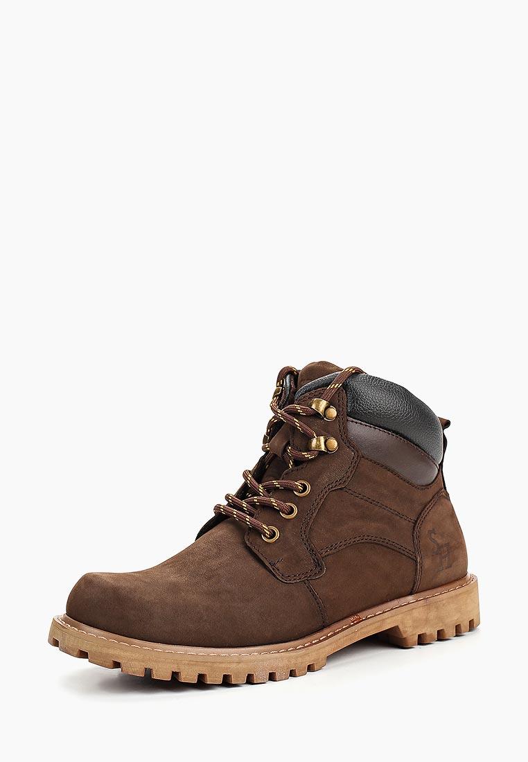 Ботинки для мальчиков Shuzzi 90811212