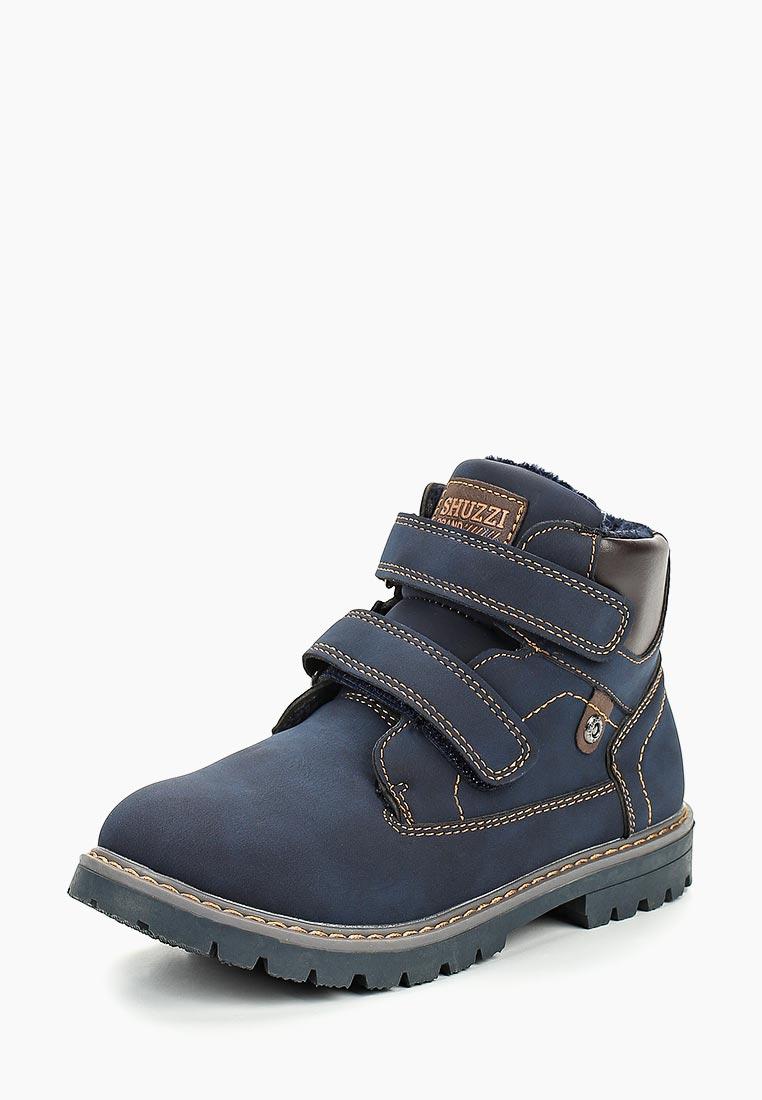 Ботинки для мальчиков Shuzzi 58111933