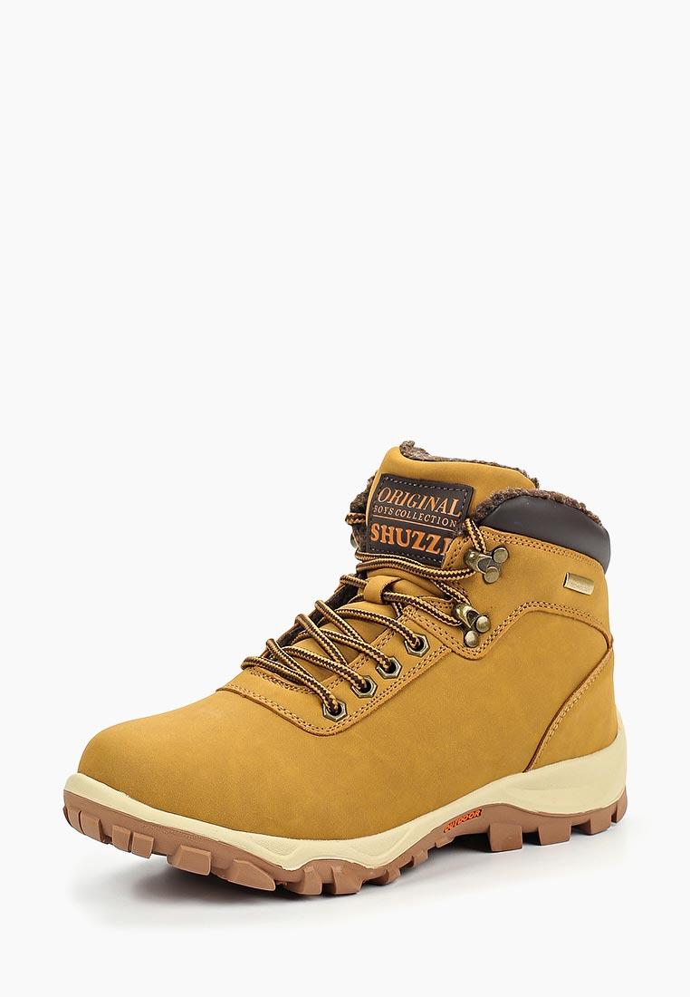 Ботинки для мальчиков Shuzzi 1031551183