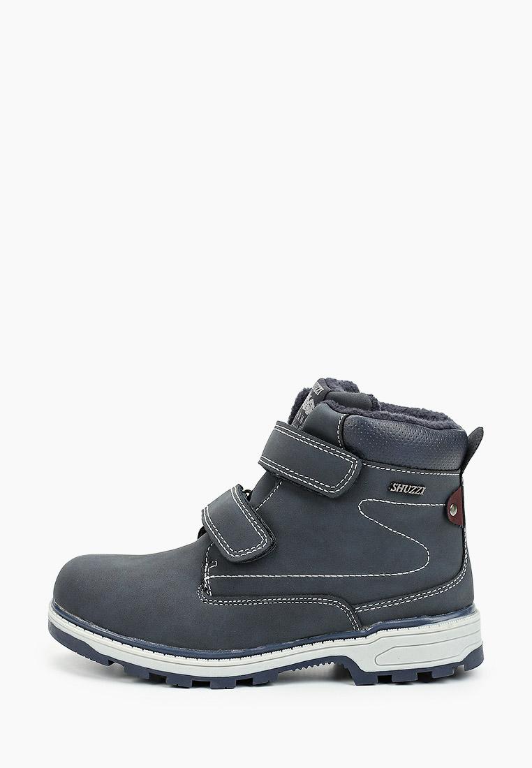 Ботинки для мальчиков Shuzzi 1236861901