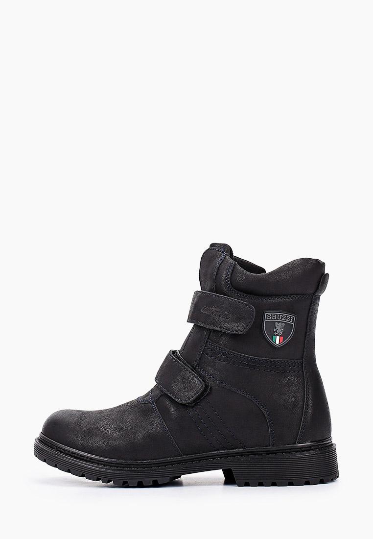 Ботинки для мальчиков Shuzzi 140510101