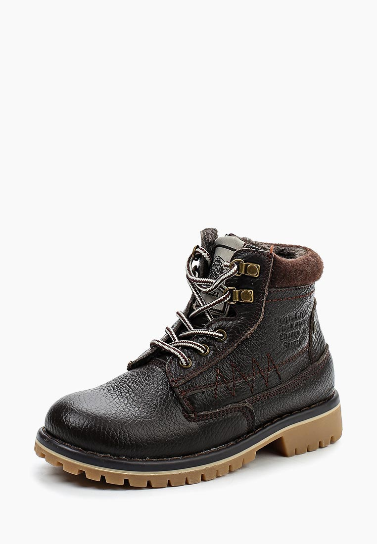Ботинки для мальчиков Shuzzi 1187004: изображение 1