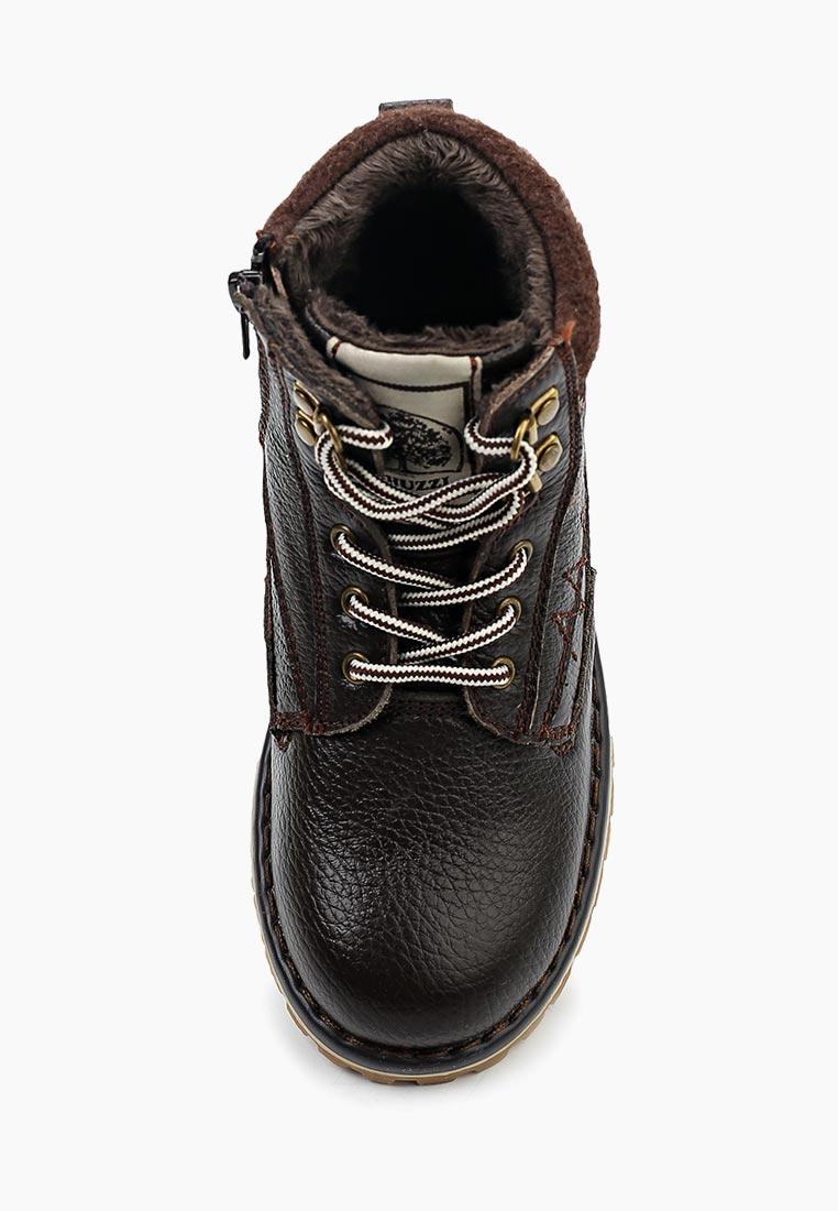 Ботинки для мальчиков Shuzzi 1187004: изображение 4