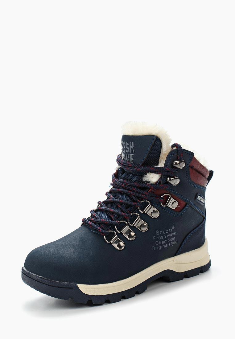 Ботинки для мальчиков Shuzzi 1236170251