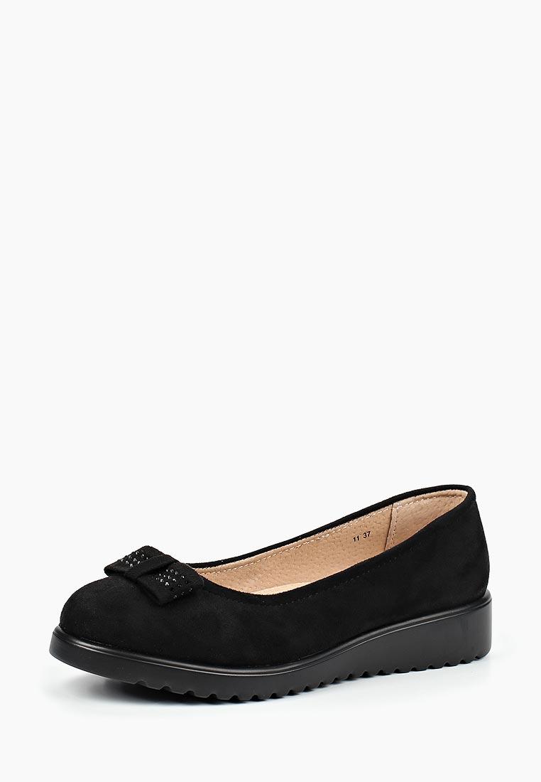 Туфли для девочек Shuzzi 121611