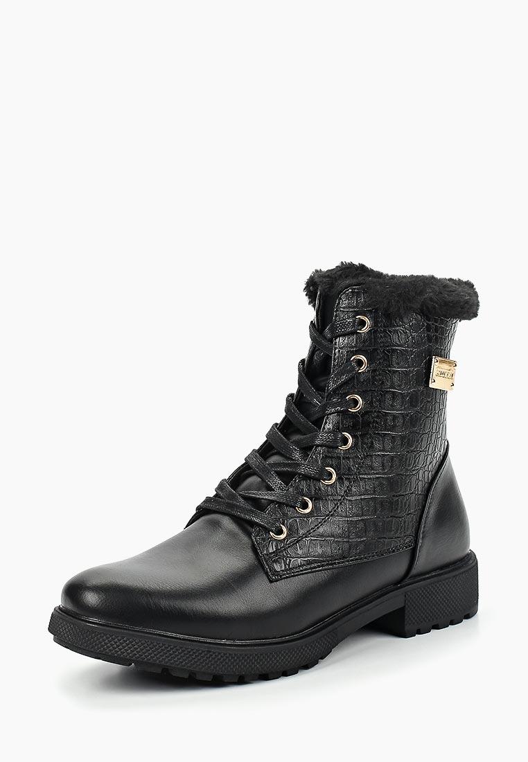 Ботинки для девочек Shuzzi 597271153