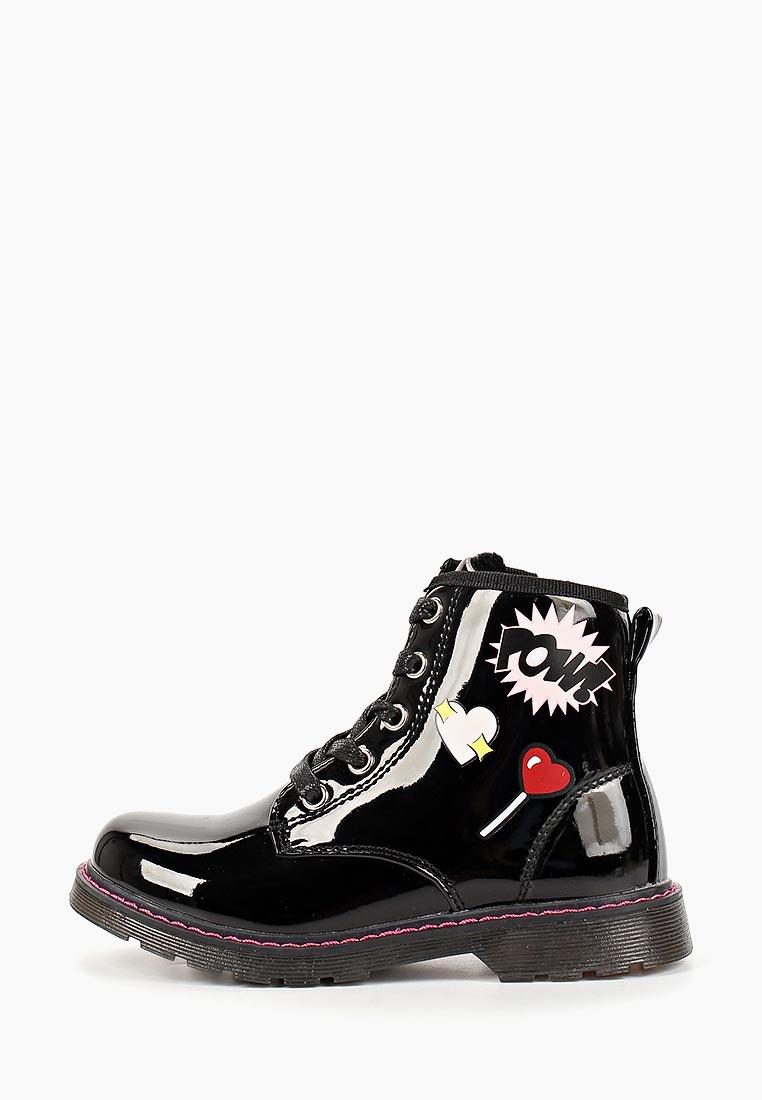 Ботинки для девочек Shuzzi 120831