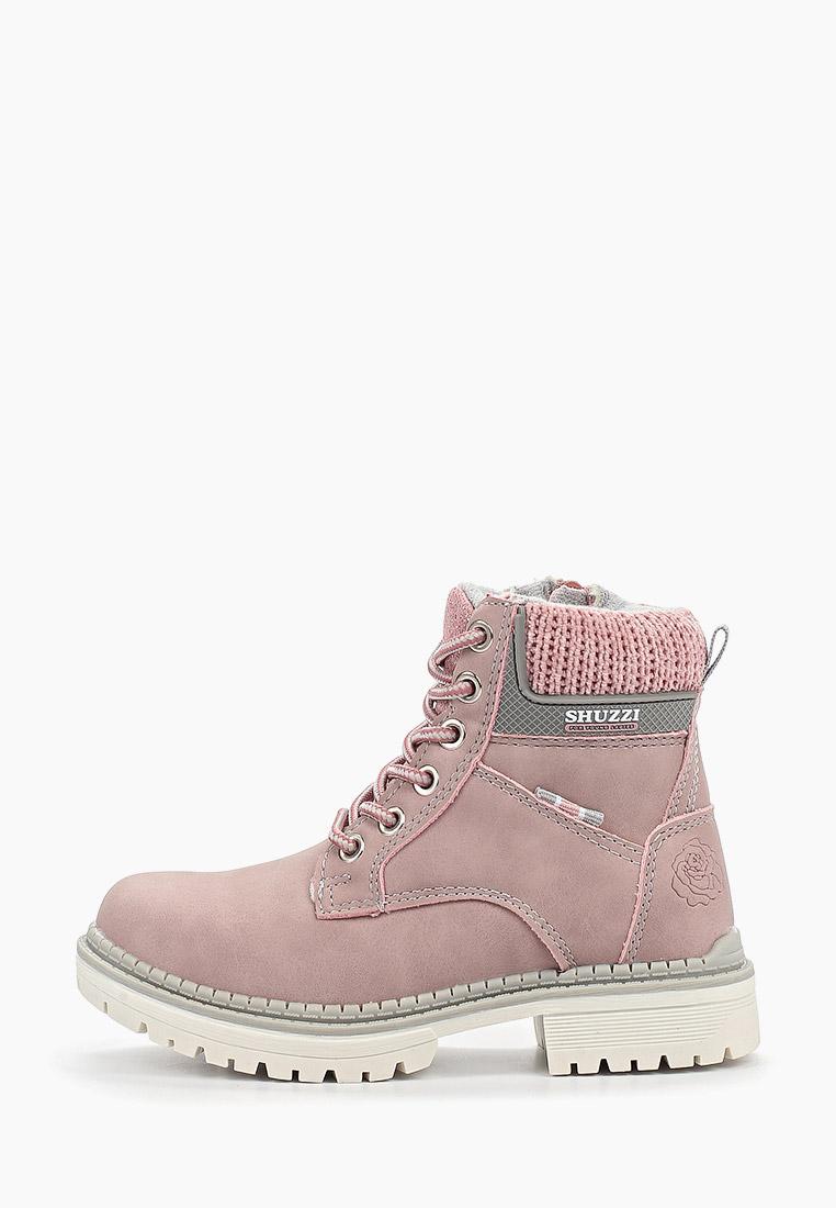 Ботинки для девочек Shuzzi 102681035