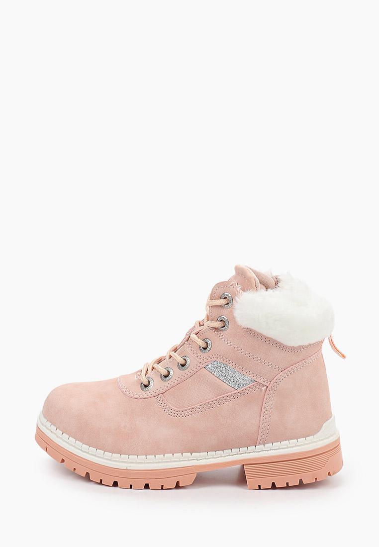 Ботинки для девочек Shuzzi 123686180