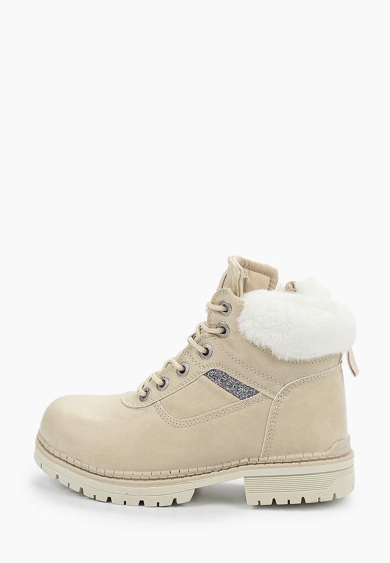 Ботинки для девочек Shuzzi 123618030