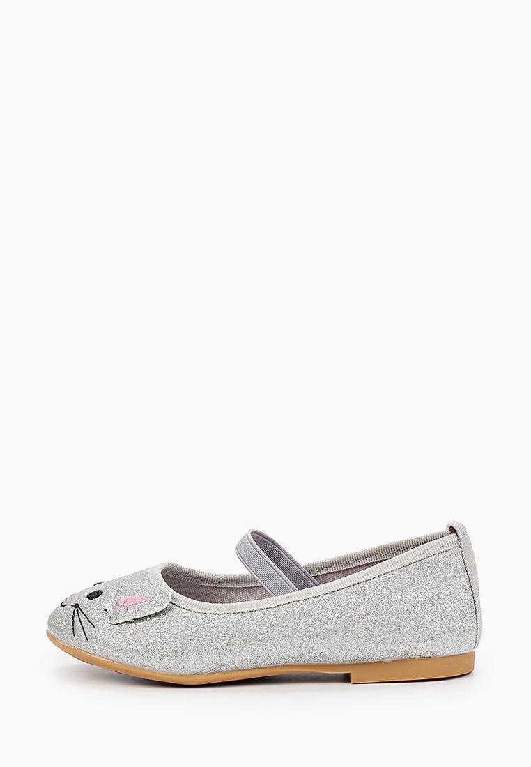 Туфли для девочек Shuzzi 100120037