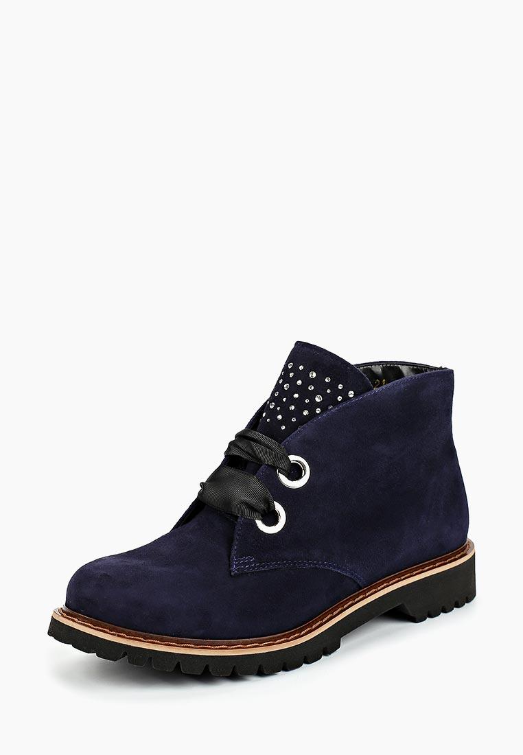 Женские ботинки Shoobootique 5421B-813-blu-cipro