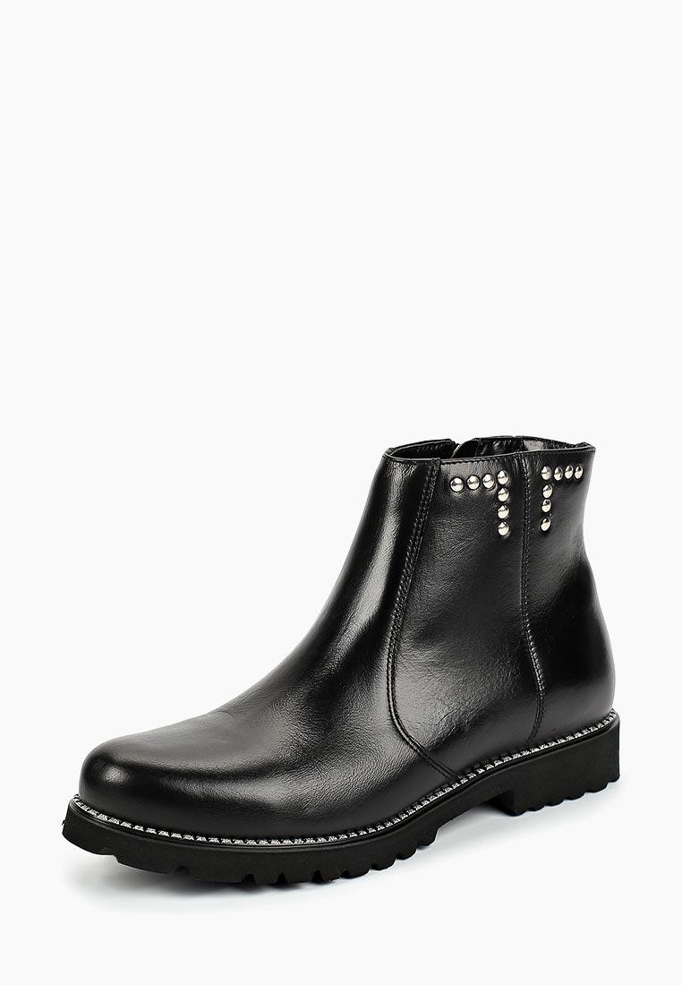 Женские ботинки Shoobootique 5485-visa-nero