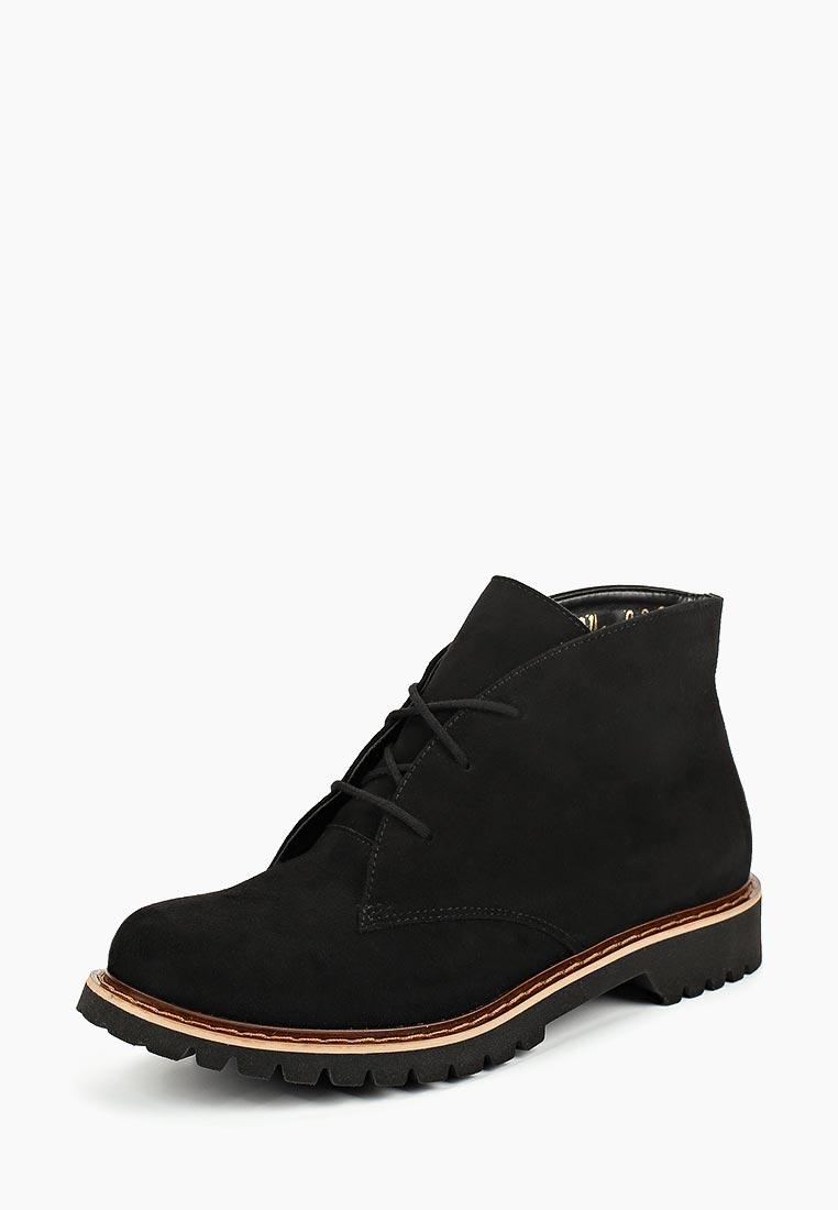 Женские ботинки Shoobootique 5491-nero-cipro