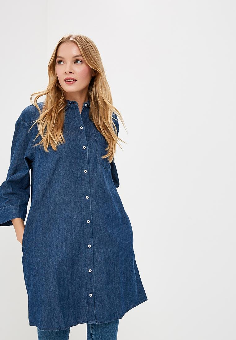 Женские джинсовые рубашки SH RNP18218CA