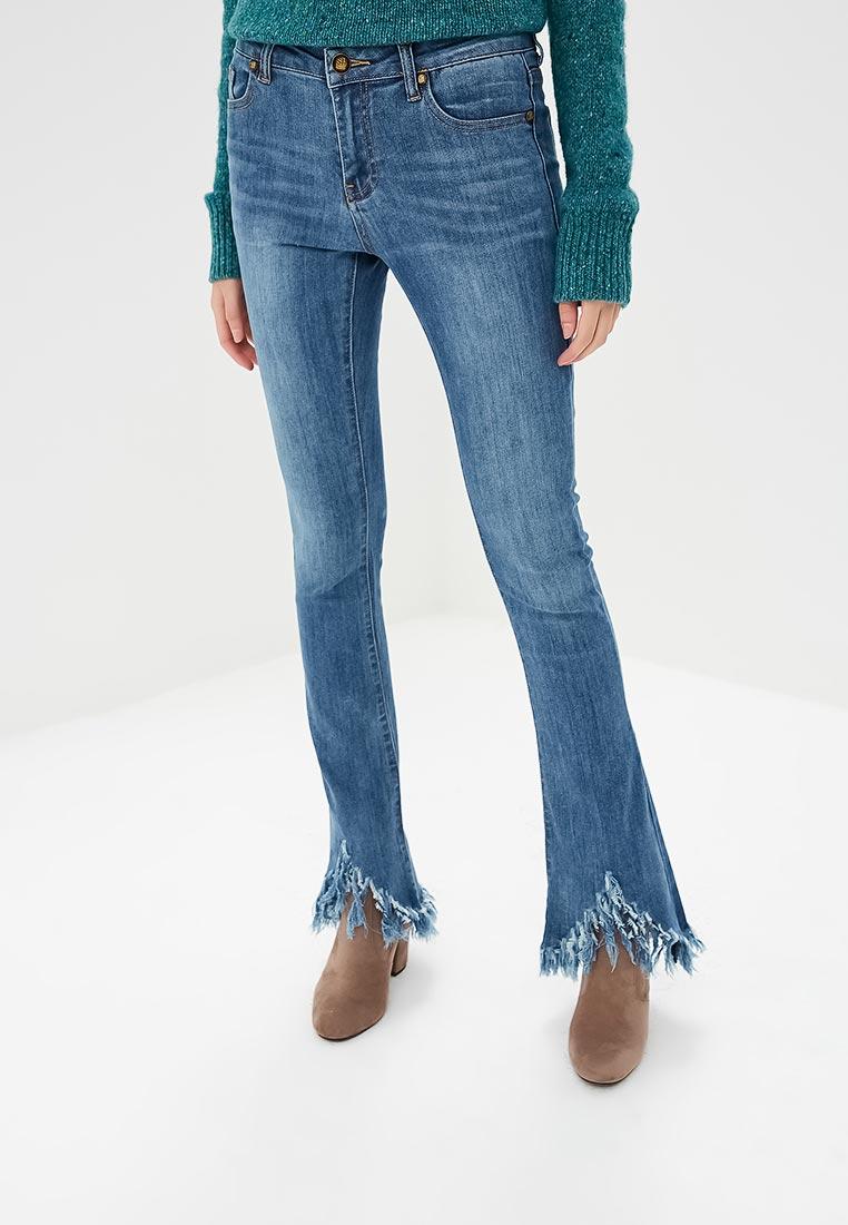 Широкие и расклешенные джинсы SH RNA17087JE