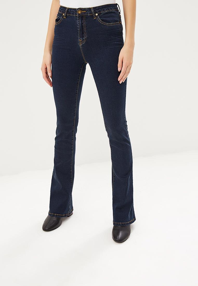 Широкие и расклешенные джинсы SH RNA17573JE